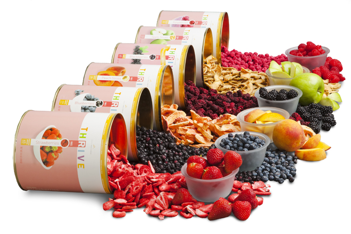Save Money Buying Healthy Thrive Freeze Dried Foods